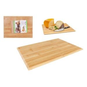 Tábua de Cozinha em Bambu Natural