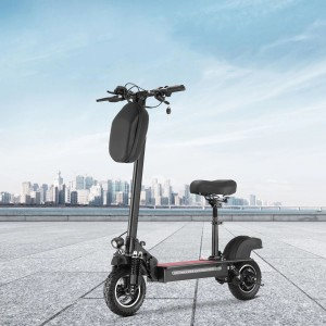 Trotinete Scooter elétrica dobrável 600w