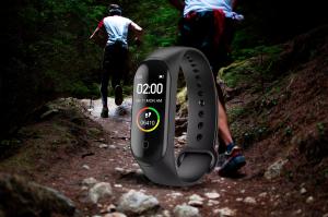 Bracelete Smartwatch M4 com Bluetooth 4.0 - IP68 à prova de água
