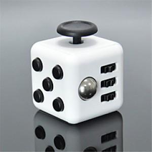 Fidget Cubo - Anti-Stress - 4 Cores