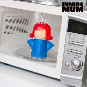 Limpador de microondas Fuming Mum