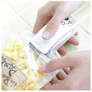 Mini Selador de Sacos de Plástico
