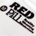 T-Shirt Better World - RED PILL