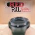 Relógio Urban Warrior - RED PILL