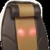 Esteira de Massagem Shiatsu Deluxe - Com Aquecimento